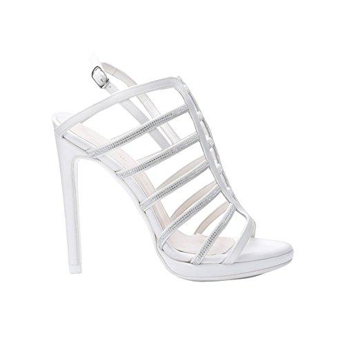Zapatos De Nicole Silk Para Avorio Piel Sintética Marfil Vestir Mujer Zwx6d7vqx5