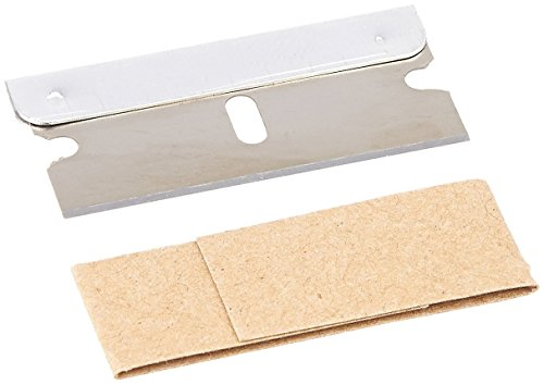 Sparco Single Edge Blade, Individually Wrapped, 100 per Box, Silver (SPR11820)