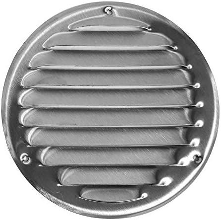 Ø 120mm La ventilación Junta de ABS con válvula de mariposa anti-retorno, diámetro 120 mm: Amazon.es: Bricolaje y herramientas