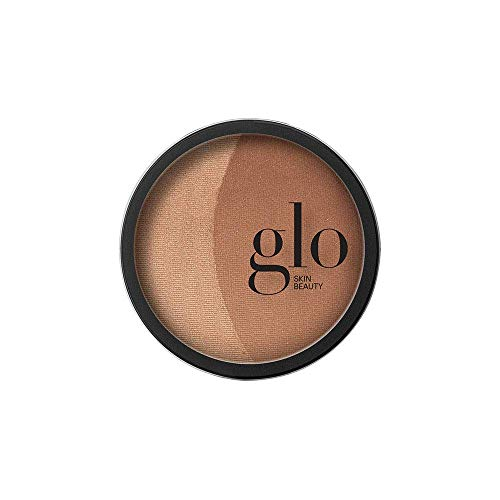Glo Skin Beauty Bronze | Facial Bronzer and Mineral Makeup Contour Powder, Talc-Free and Cruelty-Free | Apply to Face…