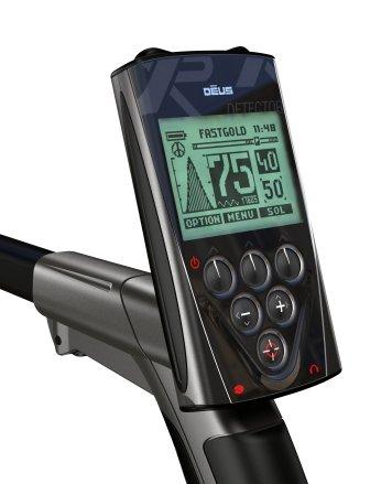 Metal Detector XP Xplorer Deus con placa 11 Lite + Radio control RC: Amazon.es: Deportes y aire libre