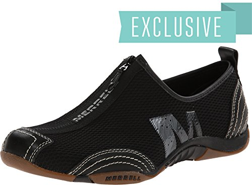 Merrell Women's Barrado Black Leather 8 M US (Barados)