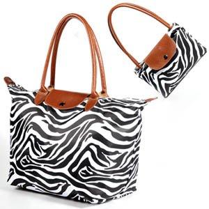 sac a main zebre