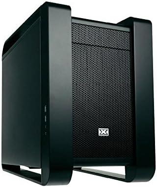 Xigmatek Aquila - Caja para PC micro ATX sin alimentación, color negro: Amazon.es: Informática
