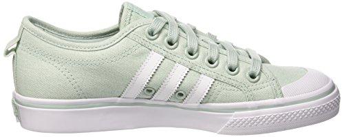 para Nizza Baloncesto Zapatos Multicolor W Mujer de Adidas Ashgrnftwwhtftwwht CBwqxXSZwW