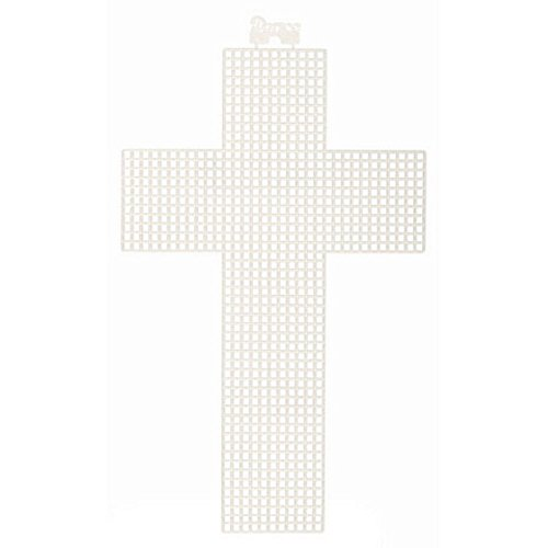 Plastic Canvas Cross (Cross-Shaped Plastic Canvas - 5in. X 8in. (6 Pieces/Pack))