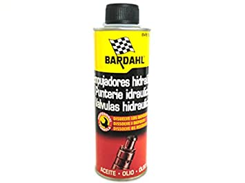 BARDAHL Hydraulic Valve Lifters Additivi Per Valvole Punterie Idrauliche Motore Benzina Diesel 300 ML