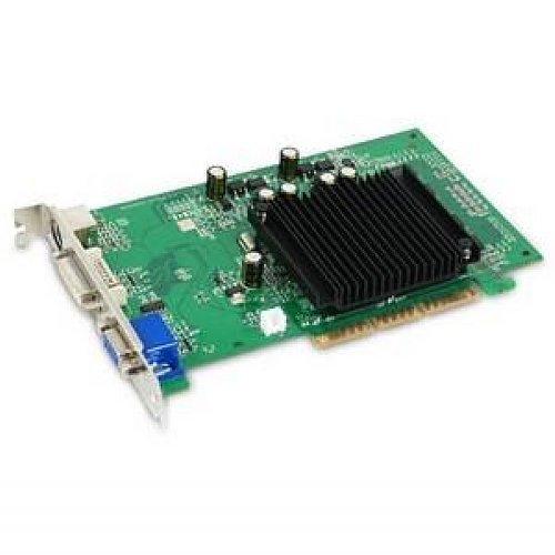 eVGA Video Card 512-A8-N403-LR E-Geforce 6200LE AGP8X 512MB DDR2 DVI-I VGA