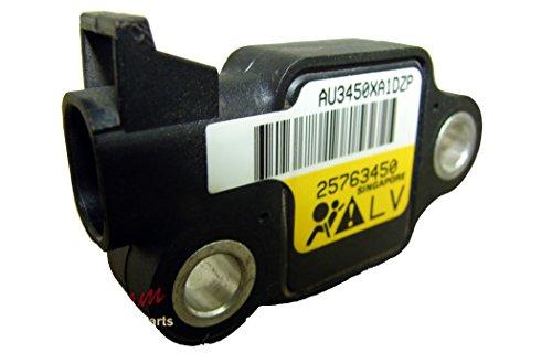 cadillac airbag module - 2