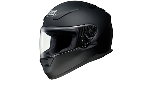 Amazon.com: Shoei RF-1100 Full Face Motorcycle Helmet Matte Black XXXL 3XL: Automotive