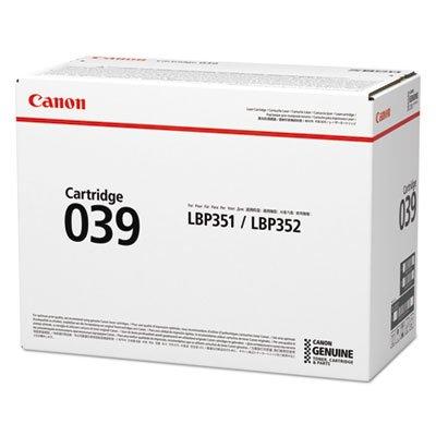 Canon - 0287C001Aa (039) Ink, Black