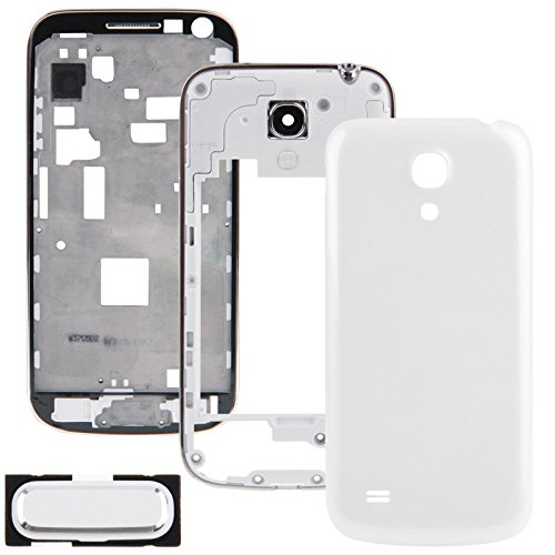 iPartsBuy Full Housing Faceplate Cover Replacement for Samsung - Galaxy S4 Led Screen Replacement