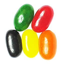 Sweet\'s Assorted Jelly Beans, 5 Pound