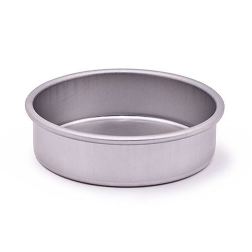 Heavy Aluminum Cake Pan - Parrish Magic Line Aluminum Cake Pan, Round, 7'' L x 2'' H