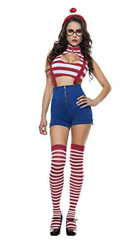 Wenda Costumes - Starline Women's Wacky Wenda Costume