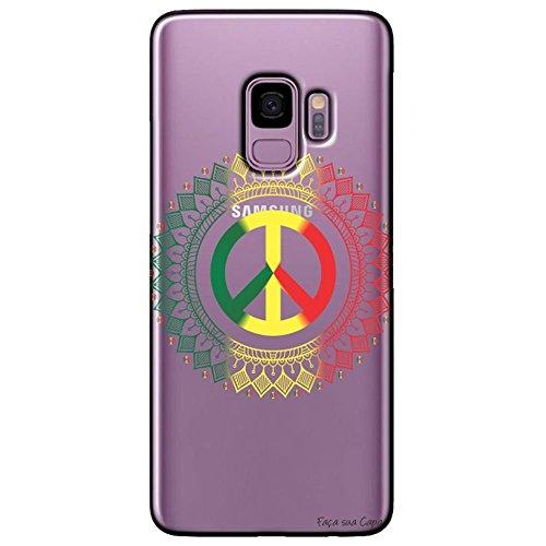 Capa Personalizada Samsung Galaxy S9 G960 - Peace - TP264
