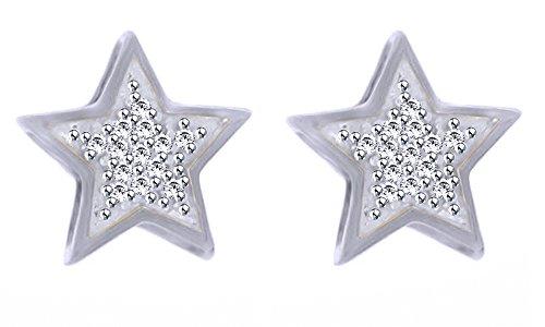 0.25 Ct Diamond Star - 8