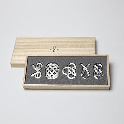 能作(のうさく) 箸置 - 結び