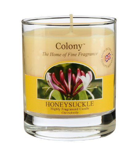Colony Tumbler Candle (Small) (Honeysuckle)