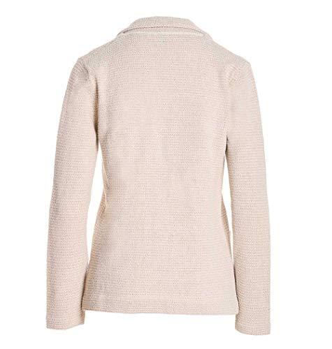 980ma0205mag2303202 Eleventy Bianco Donna Blazer Cotone UOBwqBEv