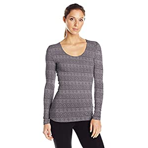 32 Degrees Heat Womens Medium Weight Base Layer Shirt