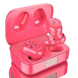 Amazon Brand – Eono wireless earbuds, Eonobuds 1 wireless bluetooth earphones with Clear Sound, IPX7 Waterproof, USB C…