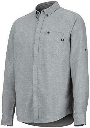 Marmot Cooper Canyon Short Sleeve Medium Mens 42180-1440-M Slate Grey