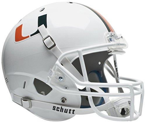 NCAA Miami Hurricanes Replica XP Helmet by Schutt