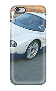 New Arrival Cover Case With Nice Design For Iphone 6 Plus- Maserati Mc12 11(3D PC Soft Case)