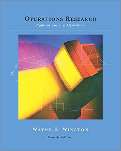 Operations Research Textbook Pdf