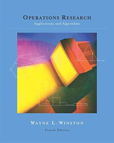 Operations Research: Applications and Algorithms (with CD-ROM and InfoTrac) (Best Operations Research Textbook)