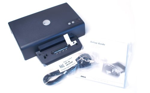 Genuine Dell R1631 PD01X Docking Station and Port Replicator by Dell