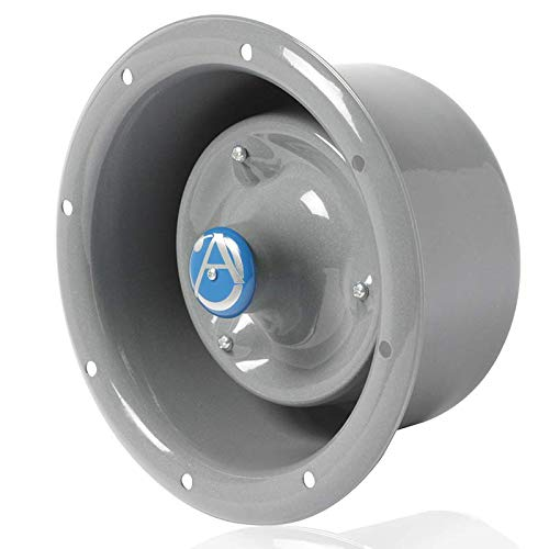 Atlas Sound APF-15 Flanged Omni-Purpose Loudspeaker 15-W 8 Ohms Double Re-entrant -