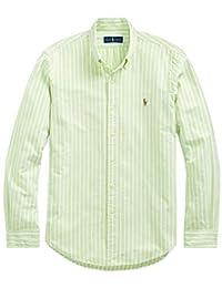 Ralph Lauren Men's Checkered Oxford Shirt