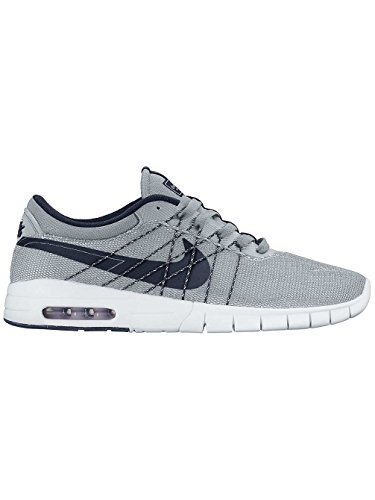Nike Mens Koston Max Wolf grey/Obsidian/White Skate Shoe 10 Men US (Classic Nike Sneakers compare prices)