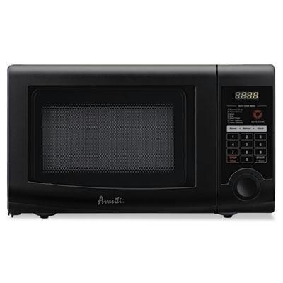 Avanti MO7192TB 0.7 Cubic Foot Capacity Microwave Oven, 700 Watts, Black