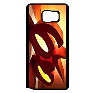 Artistic Creative Nike Cover Phone Case for Samsung Galaxy Note 5 Brand Logo Series Fine Cover Case the Logo of Nike
