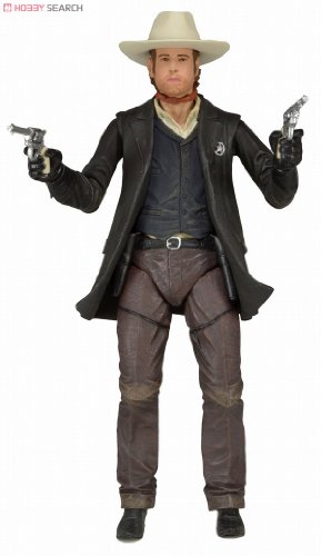 "Neca The Lone Ranger - Series 2 - Lone Ranger Unmasked - 7"" Action Figure"
