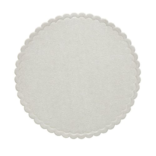 Royal Plain White Catch All Coaster 1-Color, Case of 10,000 by Royal (Image #3)