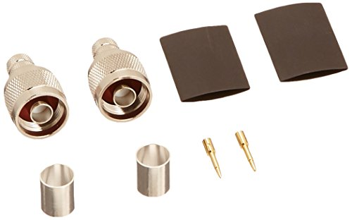 N Male Crimp  Connector for LMR400 RG8 N - Male Crimp Connector Shopping Results