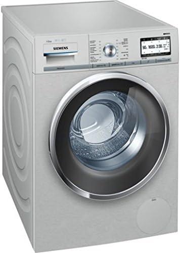 Siemens WM6YH89XES Independiente Carga frontal 9kg 1600RPM A+++ ...
