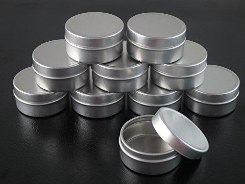 Aluminum Lip Balm Containers - 8