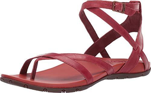 Chaco Juniper Sandal - Women's Spice, 8.0 (Chaco Womens Leather Flip Sandal)