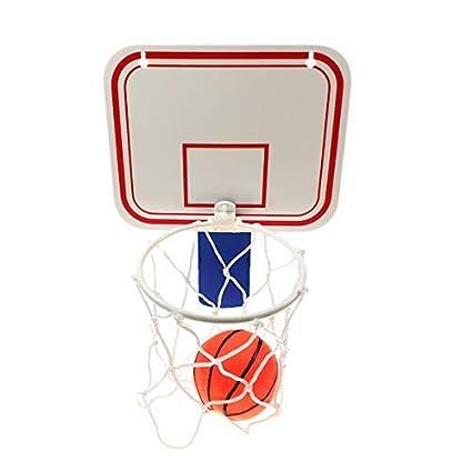 Amazon.com: Linkin - Aro de baloncesto de oficina para ...