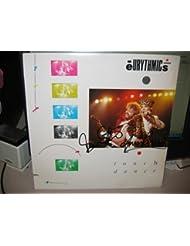 "* EURYTHMICS * signed ""Touch Dance"" album cover Annie Lennox, Dave Stewart / UACC RD # 212"