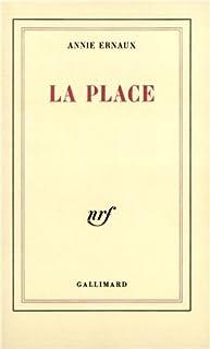 La place, Ernaux, Annie