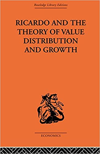 Amazon ricardo and the theory of value distribution and growth ricardo and the theory of value distribution and growth 1st edition kindle edition fandeluxe Gallery