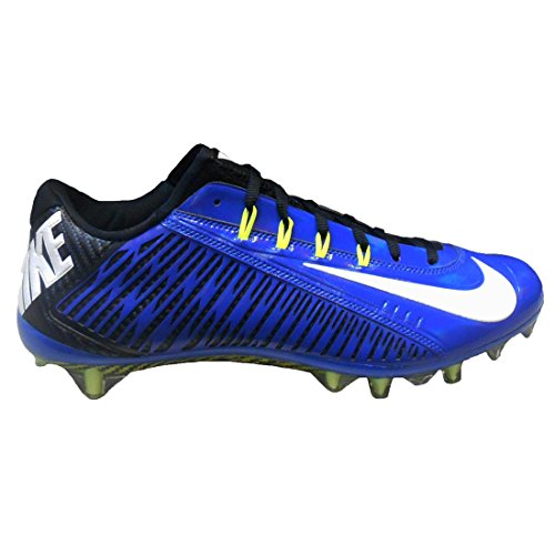 Nike Vapor Carbon Elite TD Mens Football Cleats (15, Black/White)