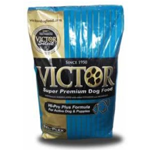 Victor Hi-Pro Plus Formula Dry Dog Food, 40-Pound