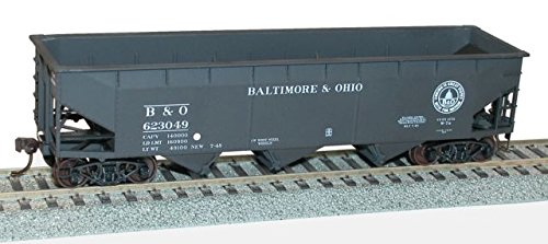 Accurail HO KIT 70-Ton Offset Triple Hopper, B&O